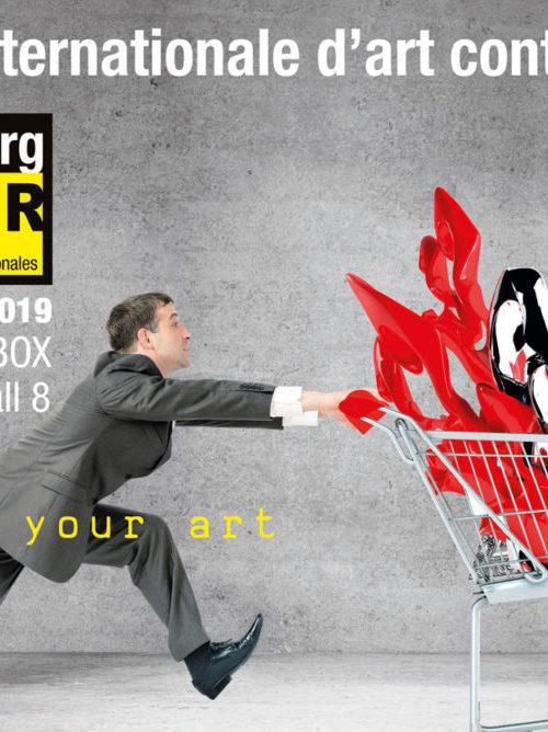street art - urban art - pop my duke luxembourg - art gallery luxembourg - pop art - optical art - galerie d'art - art contemporain - contemporary art