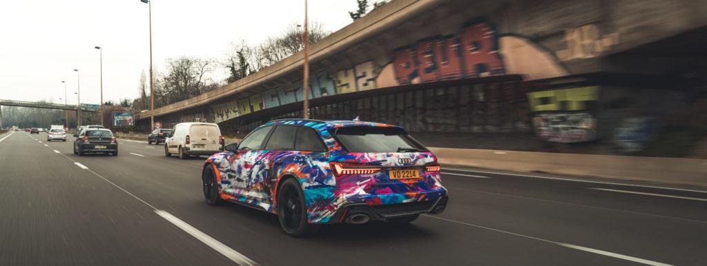 Follow our RS-POP car on Instagram