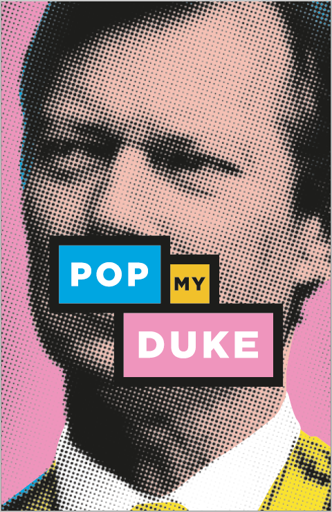 Pop My Duke - Art Gallery Luxembourg - street Art - Pop Art - Optical Art - Contemporary Art - Urban Art - art urbain - art contemporain - Luxembourg - galerie d'art